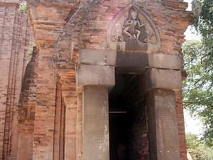 Nha Trang - Po Nagar torens
