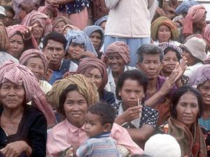 Siem Reap - mensen