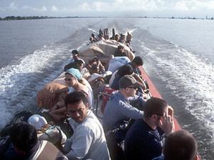 Tonle Sap - boottocht over het meer
