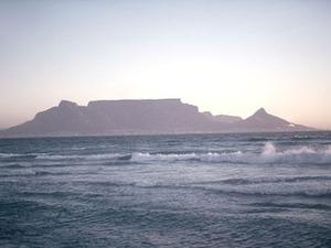 Kaapstad - Tafelberg