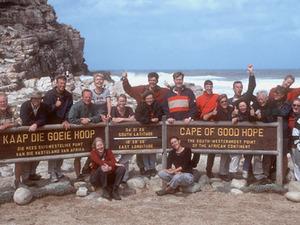Kaaps Schiereiland - Kaap de Goede Hoop