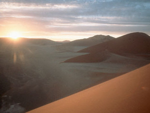 Namib Naukluft - zandduinen