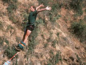 Victoria Falls – bungeejump!