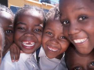 Livingstone – kennismaken met de Zambianen