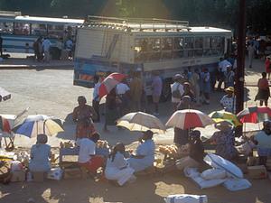 Lilongwe - busstation