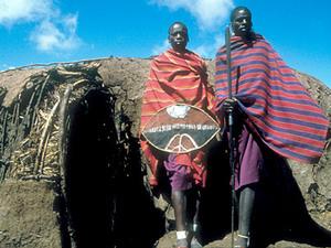 Serengeti - Masai