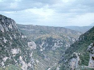 Noord-Griekenland - berglandschap
