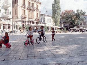 Sparta - centrale plein