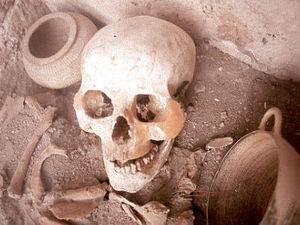 Mykene- schedel