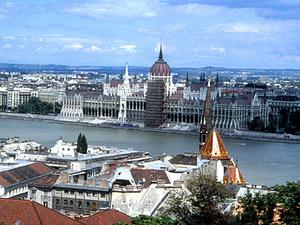 Boedapest - Donau