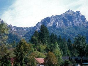 Mala Fatra - berglandschap