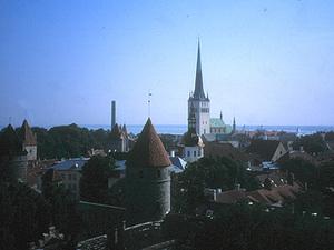 Tallinn - overzicht