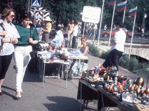 Sint-Petersburg - souvenirs