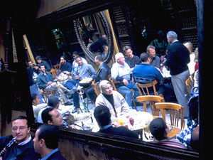 Cairo - Cafe al Fishawi