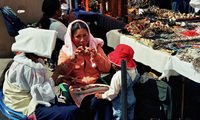 Ecuador Hoofdstad Otavalo Djoser