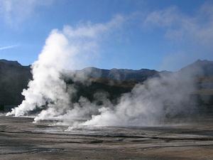 San Pedro de Atacama - de geisers