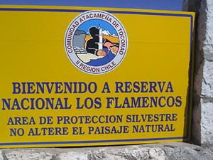 San Pedro de Atacama - P.N. Los Flamencos