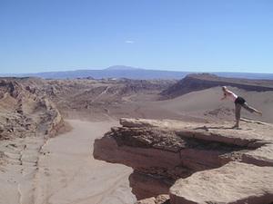 San Pedro de Atacama - maanvallei
