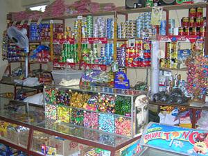 Winkeltje in San Pedro de Atacama