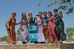 Rondreis Turkmenistan