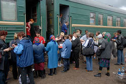 Rondreis Transsiberië Express