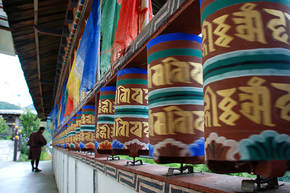 Rondreis Bhutan, 12 dagen