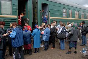 Transsiberië Express, 23 dagen