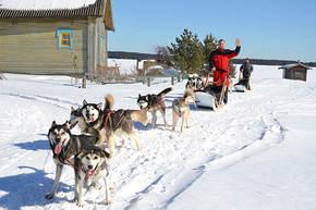 Winterreis Rusland, 8 dagen
