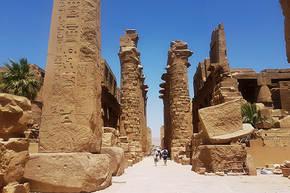 Rondreis Egypte, 9 dagen