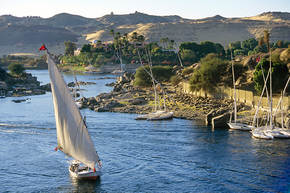 Rondreis Egypte, Nijlvallei en zeiltocht, 11 dagen
