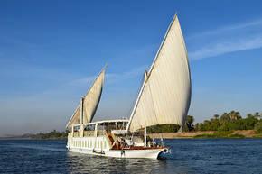 Rondreis Egypte, Nijlvallei en zeilcruise, 11 dagen