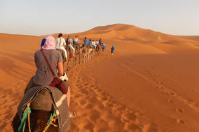 Woestijnreis Marokko, 7 dagen