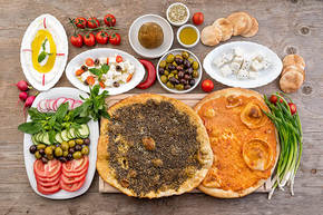 Culinair Libanon, 6 dagen