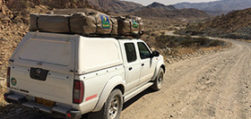Namibië Selfdrive, 21 dagen