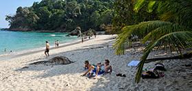 Costa Rica, 19 dagen