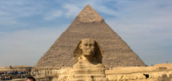 Met de kinderen naar Egypte