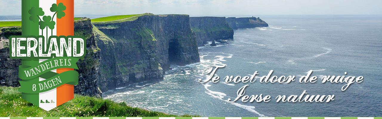 Bekijk de Wandelreis Ierland 8 dagen van Djoser