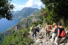 Wandelvakantie Amalfikust - Italië, 8 dagen