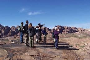 Wandelreis Jordanië, 9 dagen