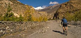 Wandel- en fietsvakantie Nepal, 17 dagen