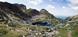 Wandelreis Bulgarije