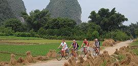 Fietsreis China, 15 dagen