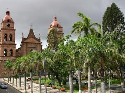 Bolivia, Chili en Paaseiland
