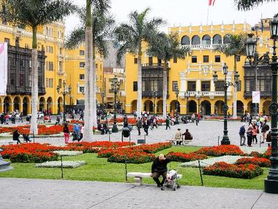 23 daagse Rondreis Bolivia en Peru.