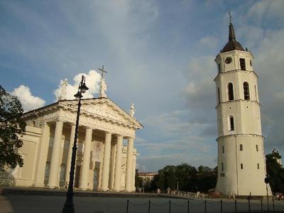 Baltische Staten en St. Petersburg