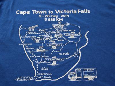 Zuid-Afrika, Namibië, Botswana en Victoria Falls