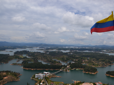 Colombia, oktober/november