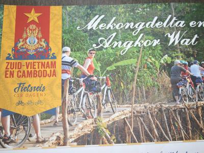 Fietsreis Vietnam-Cambodja