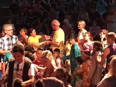 Java & Bali, 18 dgn