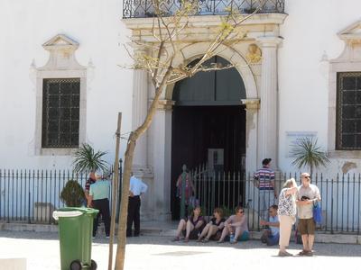 Algarve Wandelreis mei